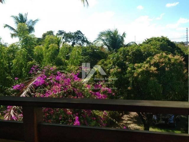Casa com 4 dormitórios à venda, 205 m² por R$ 990.000,00 - Guarajuba - Camaçari/BA - Foto 3