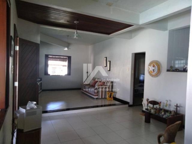 Casa com 4 dormitórios à venda, 205 m² por R$ 990.000,00 - Guarajuba - Camaçari/BA - Foto 9