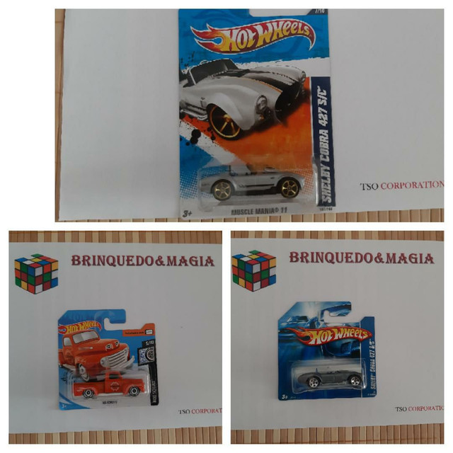 Miniaturas Hot Wheels  - Foto 5