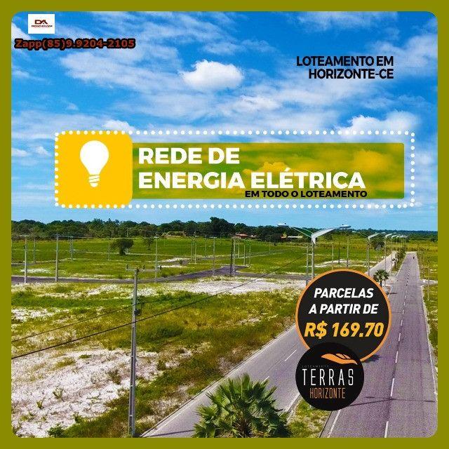 Terras Horizonte Loteamento (Ligue já). - Foto 8