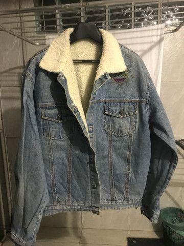 Jaqueta de lã - Foto 2