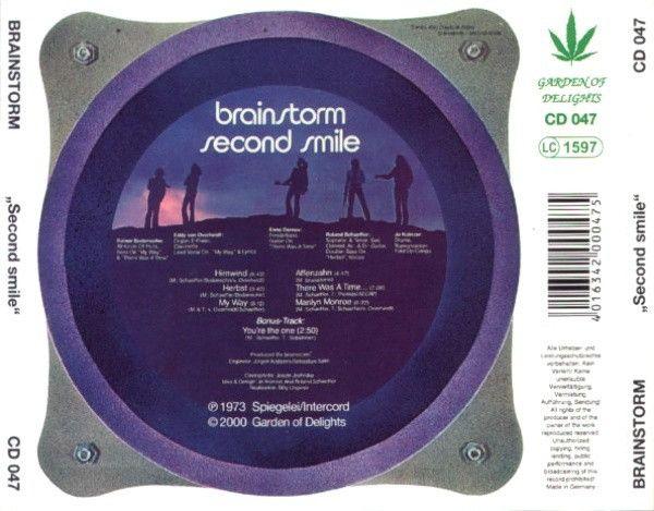 Brainstorm - Second Smile - Foto 2