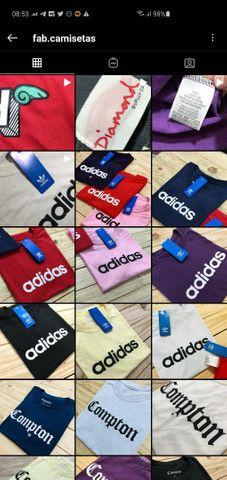 Camisetas no padrão shopping - Foto 5