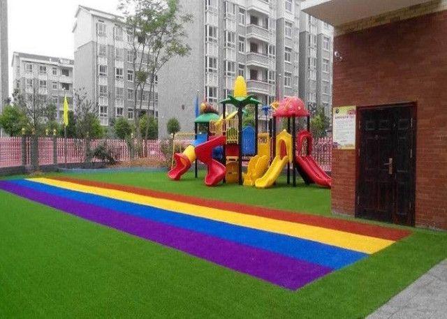 Grama Sintética Decorativa Ideal Play Colors 12mm (várias cores) - Foto 6