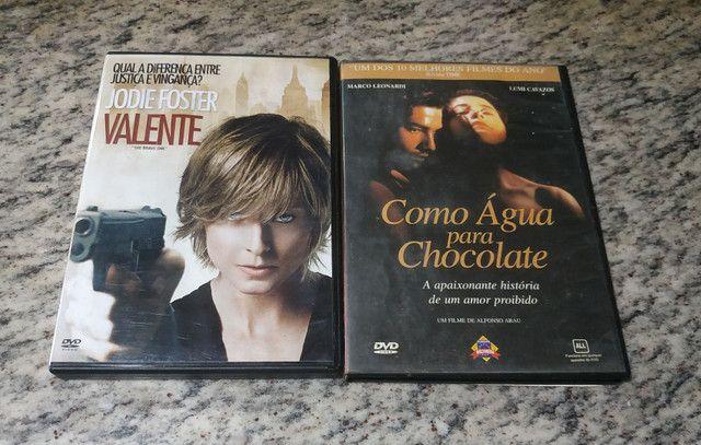 DVDs de filmes antigos e usados (Leia a descrição) - Foto 6
