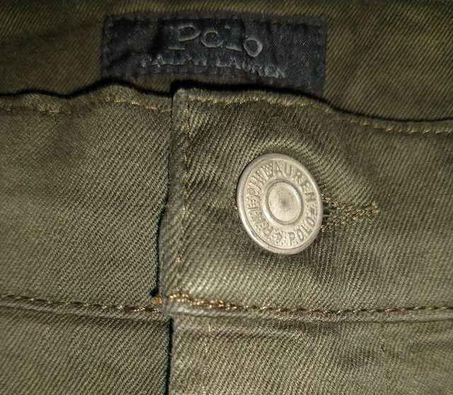Calça tipo jeans Polo Ralph Lauren - Foto 2