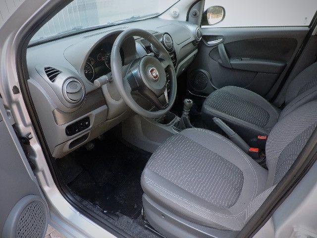 Fiat Palio Attractive 1.0 2016 - Impecável - Foto 4