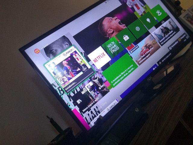 Xbox one, completo.. vendo ou troco por PS4 - Foto 3