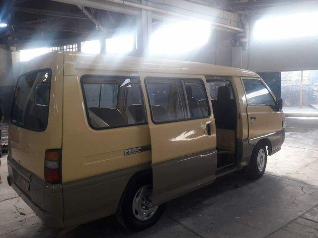 Van Mitsubishi L300 2.5 Diesel - Foto 16