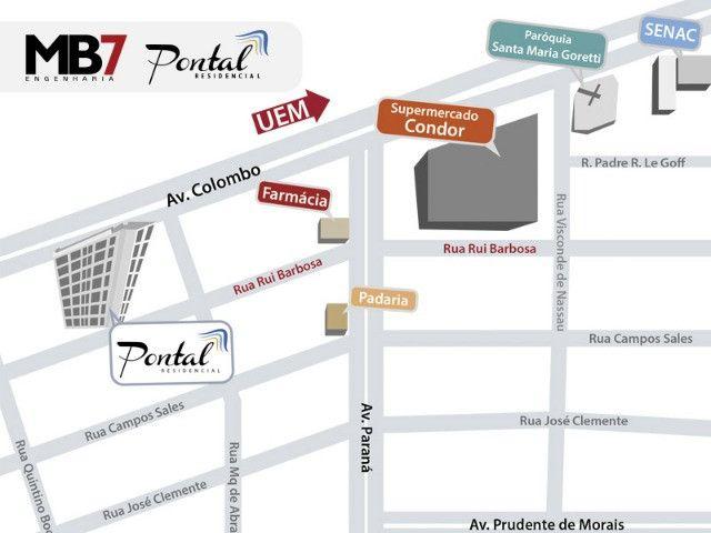 Venda Apartamento de 2 quartos Zona 7 - Foto 12