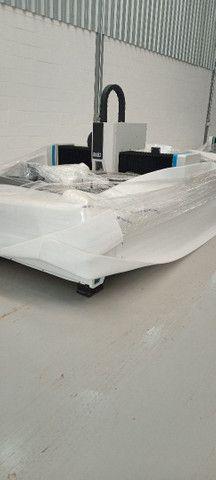 Máquina corte e solda a LASER entre outros equipamentos como dobradeira metaleira  - Foto 5