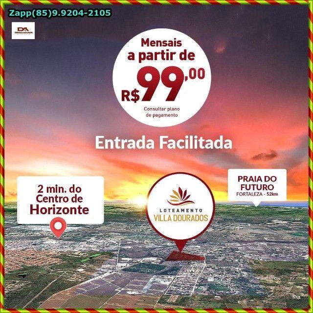 Loteamento Villa Dourados(Ligue já)!.! - Foto 3