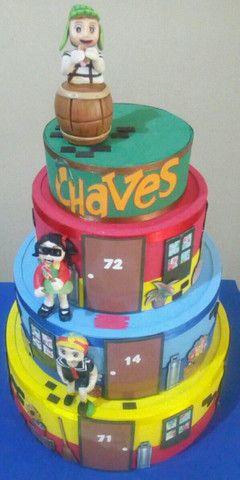Os melhores bolos fake da cidade - Foto 4