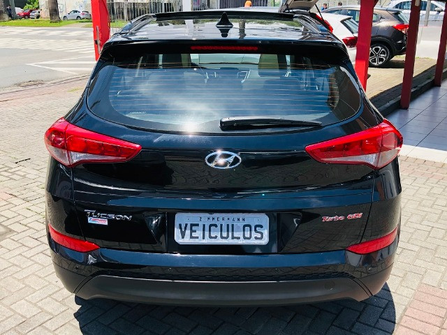 Hyundai Tucson Gls 1.6 turbo 2018 único dono - Foto 9