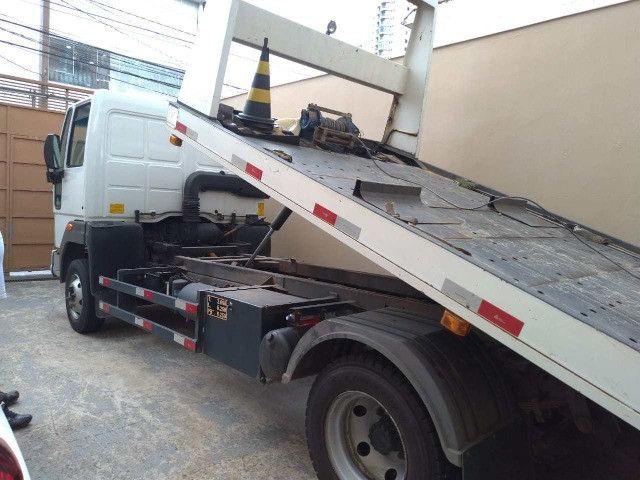 caminhão Ford Cargo 816 S 14/14 Plataforma - Foto 2
