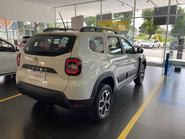 Duster Iconic com Pack Outsider 2022 0km - Foto 4