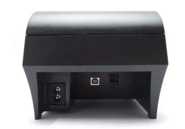 Impressora térmica não fiscal USB 58mm - Foto 3