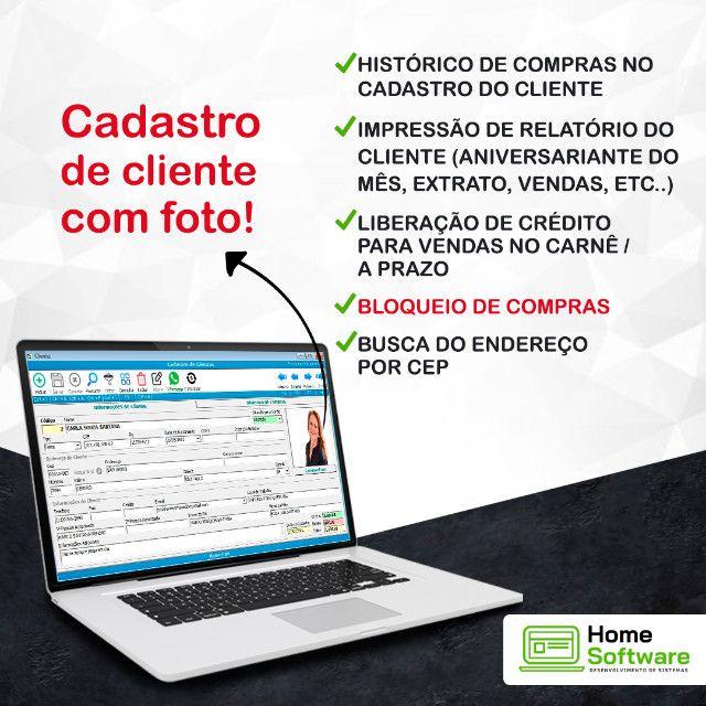Sistema PDV Frente de Caixa, Financeiro, Entradas, Despesas, Completo - Marabá - Foto 5