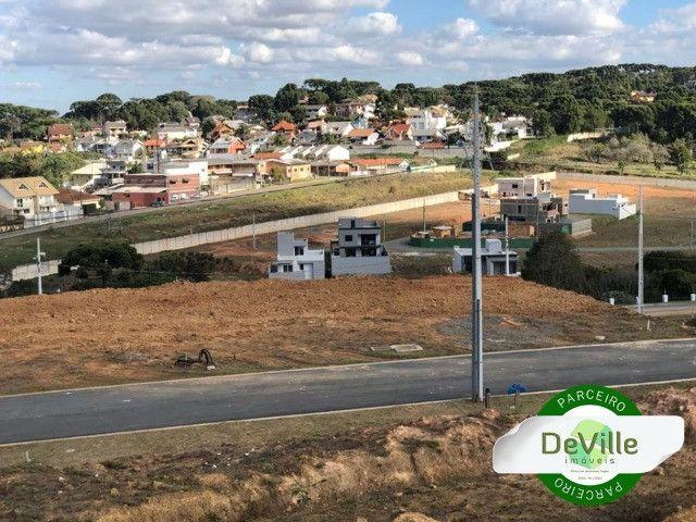Terreno em Condomínio Alto Padrão - Próx. ao Parque Tingui - Entr. R$12.600 + Parcelas - Foto 5