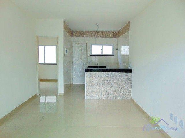 Casa com 3 dormitórios à venda, 83 m² por R$ 230.000,00 - Lagoinha - Eusébio/CE - Foto 6