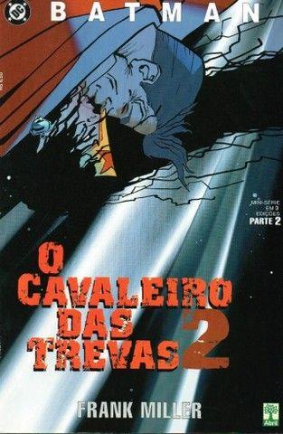 Batman O Cavaleiro Das Trevas 2 Mini-série Completa - Foto 2