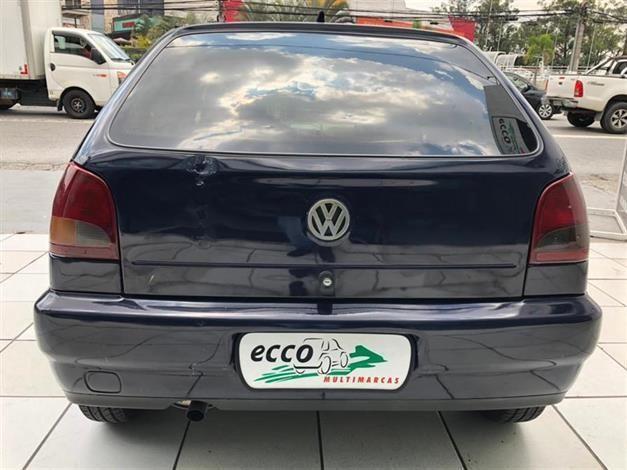 Volkswagen Gol  CL 1.6 MI GASOLINA MANUAL - Foto 3