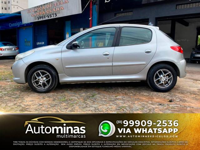 Peugeot 207 1.4 Xr 8v Flex Manual - Foto 3