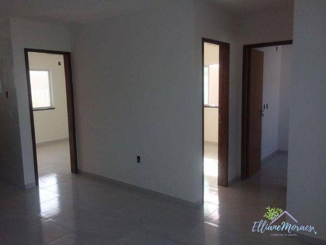 Casa com 3 dormitórios à venda, 83 m² por R$ 230.000,00 - Lagoinha - Eusébio/CE - Foto 10