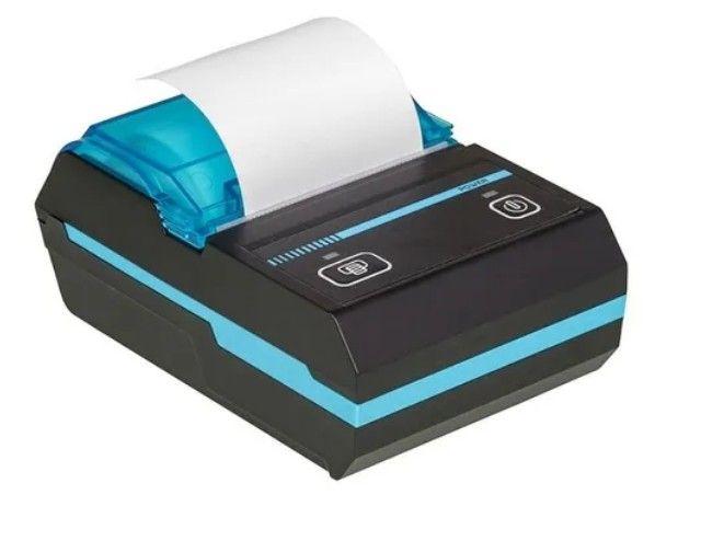 Mini impressora térmica portátil bluetooth Usb 48mm