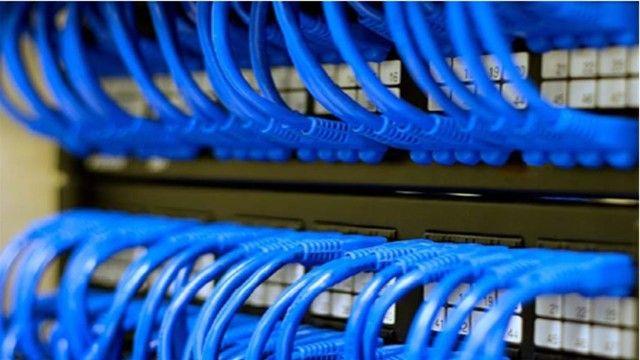 Rede cabeamento estruturado - telefonia - Foto 2