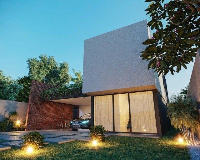 Lenildo Vende Excelente Casa 4 suites Lot. Porto Manguaba 464 mil e 140m2 Linda