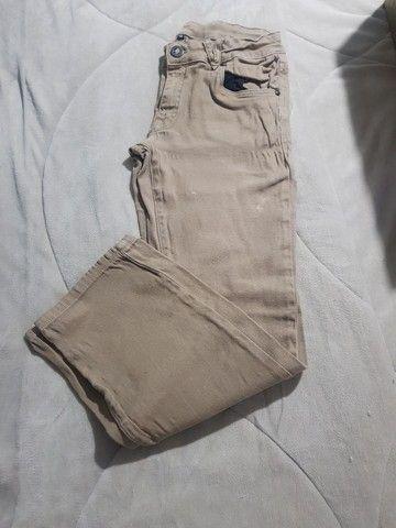 3 peças de roupas Tamanho 12 - Foto 2