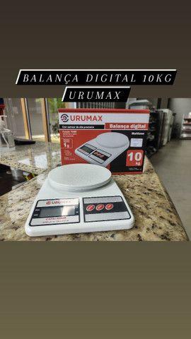 Balança Digital Para Cozinha 10Kg - Urumax