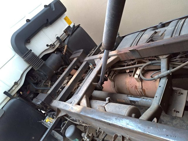 caminhão Ford Cargo 816 S 14/14 Plataforma - Foto 14