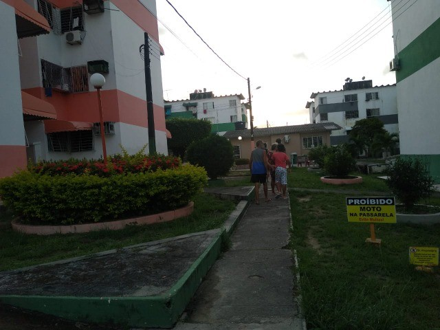 Aluga-se Apartamento no Cond. Vale dos Rios - Ibura de Baixo - Foto 16