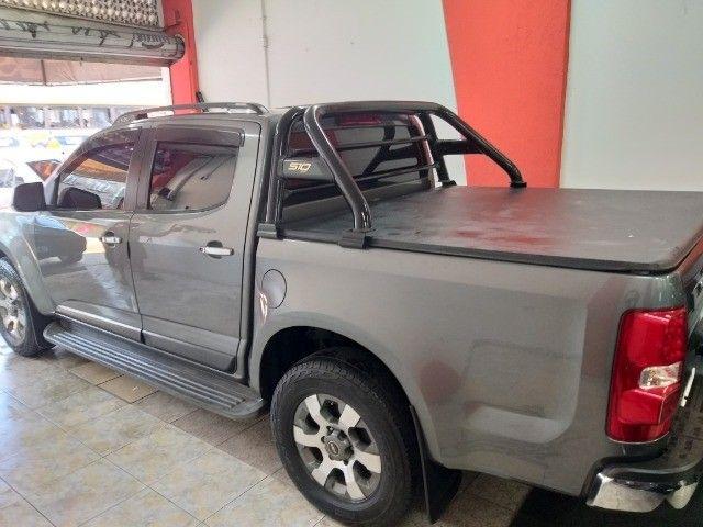 Chevrolet S10 Ltz Top   + Gnv troco e financio aceito carro ou moto maior ou menor valor - Foto 7