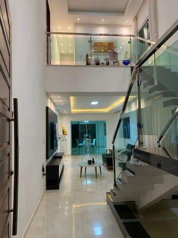 Belíssima casa com 4 suites em condomínio de luxo - Foto 3