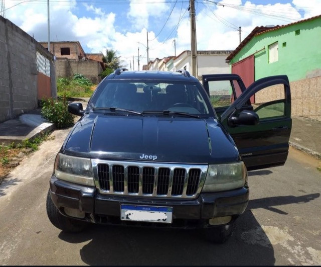 Vendo Jeep grand cherokee turbo laredo ,4x4 disiel