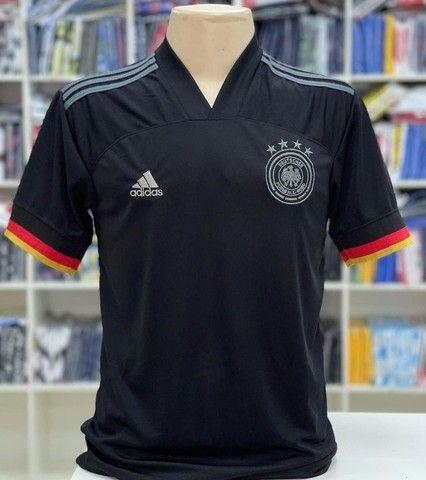 Camisas Qualidade 1 linha Nacional. 1 por 70.00rs 2 por 130.00rs - Foto 2