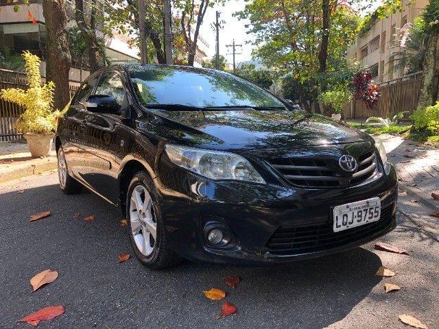 Toyota Corolla Xei Automatico Flex Vistoriado 2021 Unico Dono.