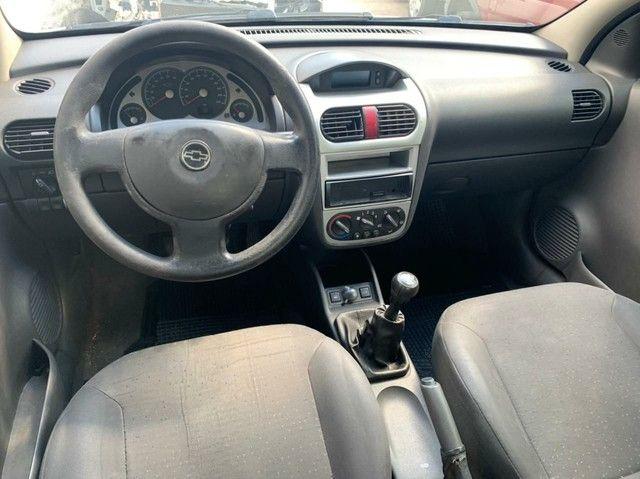 Vendo ou troco Corsa Sedan Premium - Foto 6
