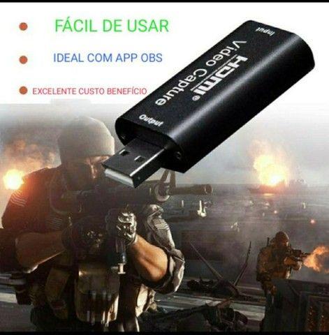 Mini placa de captura de vídeo HDMI/USB 2.0 1.080p