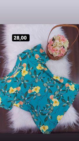 Blusa floral - Foto 5