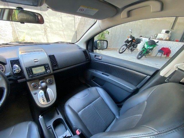 Nissan Sentra 2.0 Automático E Teto Solar. - Foto 12