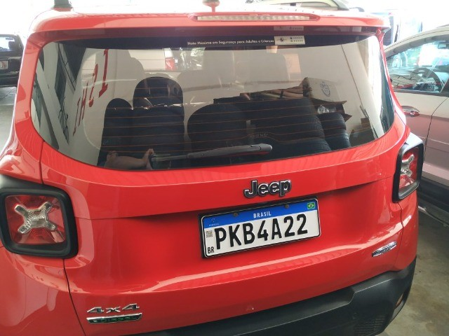 Jeep/ Renegade 2.0 Diesel 2016 Longitude Linda - Freguesia do Ó, Z/N - Foto 8