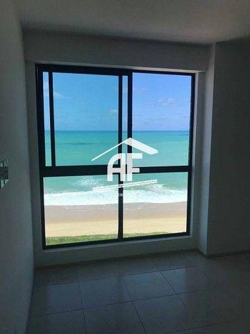 Apartamento com 4 quartos (2 suítes) - Alto padrão com vista total para o mar - Foto 12
