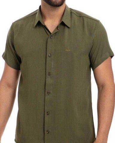 Camisas Viscose Frete Grátis  - Foto 2
