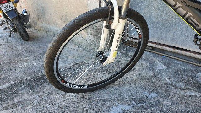 Bicicleta aro 26 - Foto 5