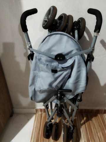 Carrinho para bebê First steps - Foto 6