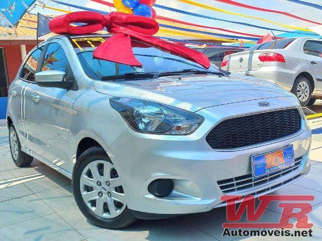 Ford Ká SE 1.0 Flex Completo, Único Dono! - Foto 2